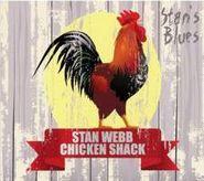 Stan Webb, Stan's Blues (CD)