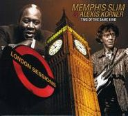 Memphis Slim, Two Of The Same Kind (CD)