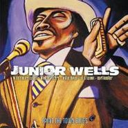 Junior Wells, Paint The Town Blues (CD)