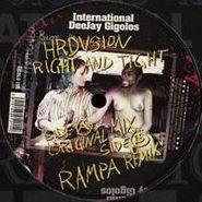 """Hrdvsion, Right & Tight Ep (12"""")"""