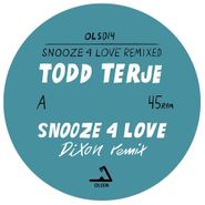 """Todd Terje, Snooze 4 Love Remixed (12"""")"""