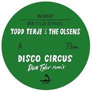 """Todd Terje, Dan Tyler Remixes (10"""")"""