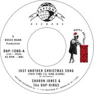 "Sharon Jones & The Dap-Kings, Just Another Christmas Song (7"")"