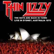 Thin Lizzy, The Boys Are Back In Town - Live In Sydney, Australia 1978 (CD)