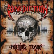 Benediction, Killing Music (CD)