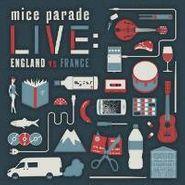 Mice Parade, Live: England Vs. France (CD)