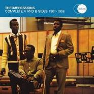 The Impressions, Complete A and B Sides 1961-68 (CD)