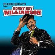 Sonny Boy Williamson, Blues Greats: Sonny Boy Williamson (CD)