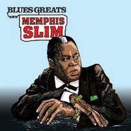 Memphis Slim, Blues Greats: Memphis Slim (CD)