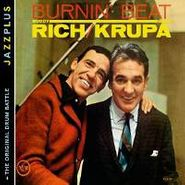 Buddy Rich, Burnin' Beat / The Original Drum Battle (CD)