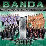 Various Artists, Banda #1s 2012 (CD)