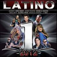 Various Artists, Latino #1's 2012 (CD)