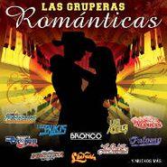 Various Artists, Las Gruperas Romanticas (CD)