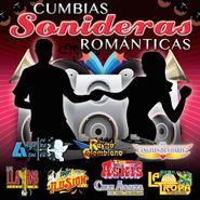 Various Artists, Cumbias Sonideras Romanticas (CD)