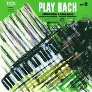 Jacques Loussier, Bach: Play Back No. 2 (CD)