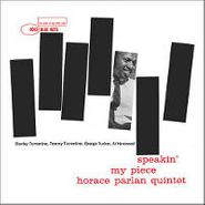 Horace Parlan, Speakin' My Piece [200 Gram Vinyl] (LP)