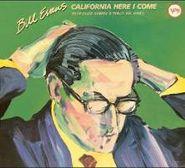 Bill Evans, California Here I Come (CD)