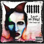 Marilyn Manson, Lest We Forget: The Best Of Marilyn Manson (CD)
