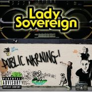 Lady Sovereign, Public Warning (CD)