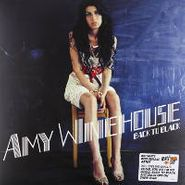Amy Winehouse, Back To Black [Import] (LP)