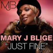 """Mary J. Blige, Just Fine (12"""")"""