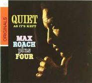 Max Roach, Quiet As It's Kept (CD)