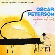 Oscar Peterson, Debut: The Clef / Mercury Duo Recordings 1949-1951 (CD)