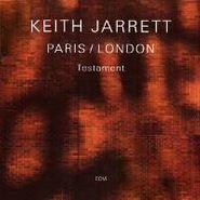 Keith Jarrett, Paris / London: Testament (CD)