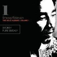Smokey Robinson, The Solo Albums: Volume 1: Smokey / Pure Smokey (CD)