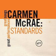 Carmen McRae, Standards: Great Songs/great Performances (CD)