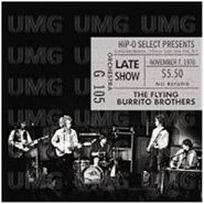 The Flying Burrito Brothers, Authorized Bootleg / Fillmore East, New York, NY Late Show (CD)