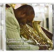 James Carter, Caribbean Rhapsody (CD)