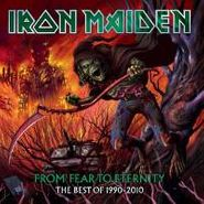 Iron Maiden, From Fear To Eternity: The Best of 1990-2010 (LP)