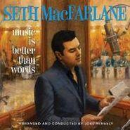 Seth MacFarlane, Music Is Better Than Words (LP)