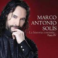 Marco Antonio Solís, La Historia Continua Pt. 4 (CD)