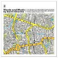 Saint Etienne, Words & Music By Saint Etienne (CD)
