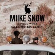 """Miike Snow, Devil's Work: The Remixes [RECORD STORE DAY 2012] (7"""")"""