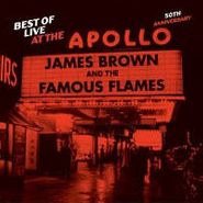 James Brown, Best Of Live At The Apollo: 50th Anniversary (CD)