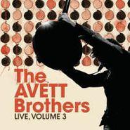The Avett Brothers, Live, Volume 3 (CD)