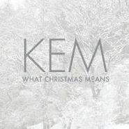 Kem, What Christmas Means (CD)
