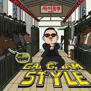 Psy, Gangnam Style [Enhanced] (CD)