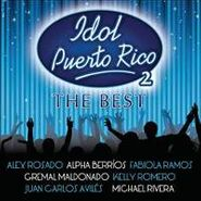 Various Artists, Idol Puerto Rico 2: The Best (CD)