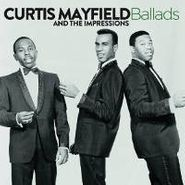 Curtis Mayfield, Ballads (CD)