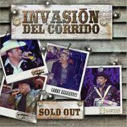 Invasión Del Corrido, Sold Out (CD)