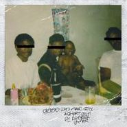 Kendrick Lamar, good kid, m.A.A.d city [Clean Version] (CD)