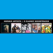Various Artists, 5 Classic Soundtracks: Flashdance / The Breakfast Club / Pretty In Pink / Some Kind Of Wonderful / Empire Records (CD)
