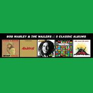 Bob Marley & The Wailers, 5 Classic Albums (CD)
