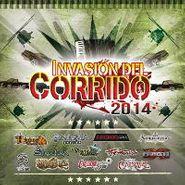 Various Artists, Invasion Del Corrido (CD)