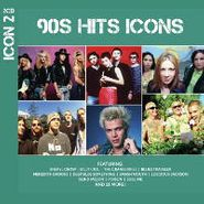 Various Artists, Icon 2: 90's Hits Icons (CD)