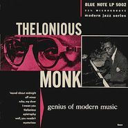 "Thelonious Monk, Genius Of Modern Music Vol. 1 (10"")"